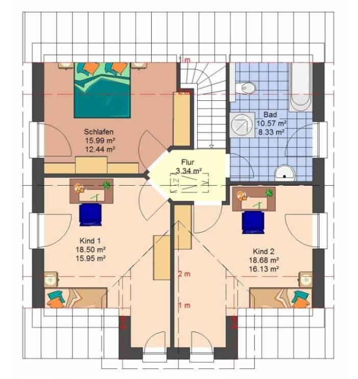 einfamilienhaus efh massivhaus typ kassel On efh grundriss vorschläge