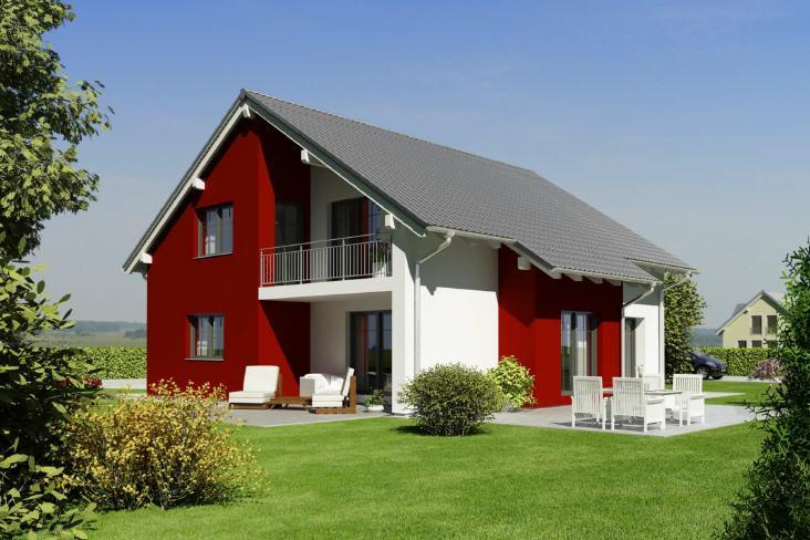 """EFH - Massivhaus - Typ """"Wiesbaden"""""""